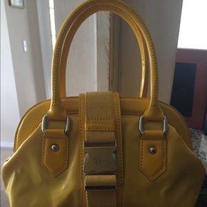 Cute yellow Jessica Simpson handbag!